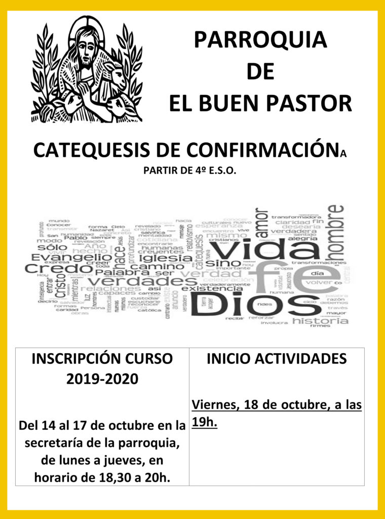 (Microsoft Word - Cartel catequesis confirmaci363n.docx)
